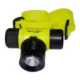 Lanterna De Mergulho Para Cabeça Recarregável Guepardo