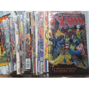 Os Fabulosos X-men 30 Exemplares