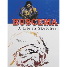 John Buscema Sketchbook E Pop Sculpture Frete Gratis