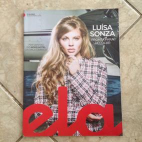 Revista Ela 16/09/2018 Luísa Sonza Janeiro Hotel Lucy R. C2