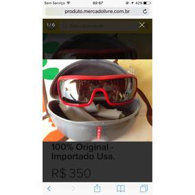 7b509af2ad1b2 Oculos Prada Vermelho - Óculos no Mercado Livre Brasil