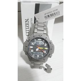 1c0a96d4c4a Relogio Citizen Aquamount Titanium Usado - Relógio Citizen Masculino ...