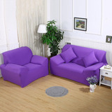 Pillowcase (18 X 18 - Purple - Sofá Universal Funda Sl-7646