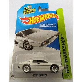 Hot Wheels - Lotus Esprit S1 - 007 The Spy Who Loved Me