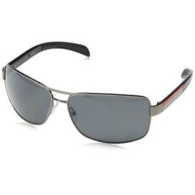 Prada Sport Gafas De Sol Ps54is-5av 5z1 Gunmetal Lente Gr