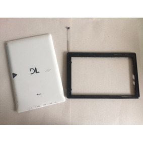 Carcaça + Moldura + Antena Tablet Dl Droidtv.dr-t71 Original