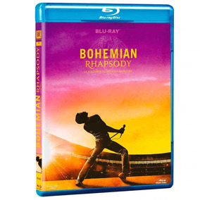 Bohemian Rhapsody Pelicula Bluray