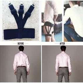 Sujetador De Camisa, Tirantes Para Sujetar Camisa