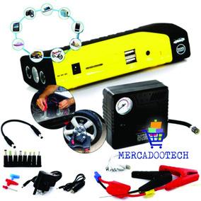Auxiliar De Partida Bateria Emergência Powerbank Chupeta Nf