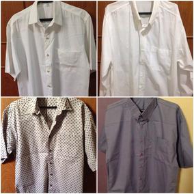 fc153d2793 Lote De Camisas Sociais M g Camisa Social 4 Peças