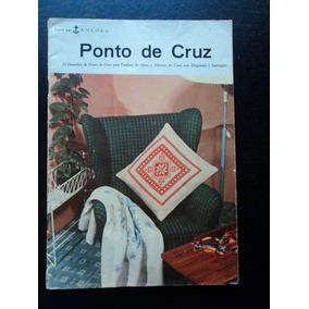 Revista Antiga- Ponto De Cruz- Livro 441 Âncora