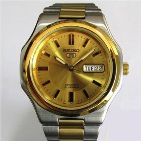 Relógio Seiko Automático Masculino Misto Snkk50k1