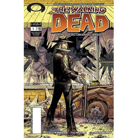 Quadrinhos Digital The Walking Dead (completa)