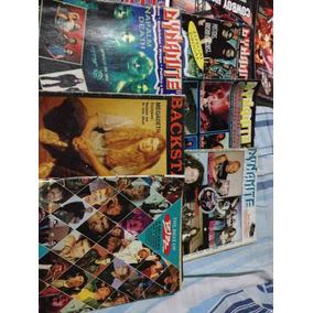 6 Revistas Rock/metal Raras