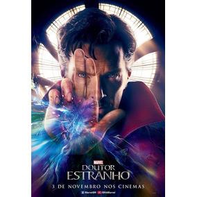 Poster Filmes Doutor Estranho (2016) 65x95