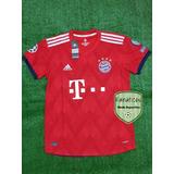 Camiseta Bayern Munich Titular Alterna 2018-19 James Robben