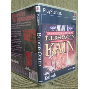 Legacy Of Kain Blood Omen Para Playstation 1 - Patch
