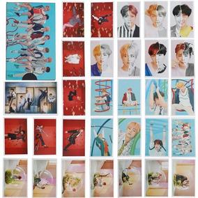 100 Photocards Bts Kpop
