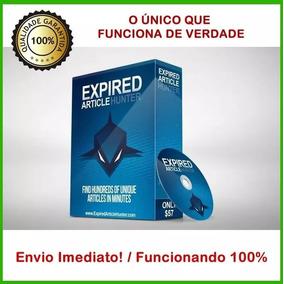 Seo Artigos Expirados 2.0 - Expired Hunter 100% Funcional