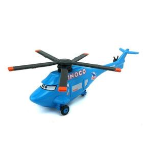 Disney Cars Carros 1 Helicóptero Dinoco Original Loose