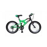 Bicicleta Lahsen Aro 20 Discovery 2000