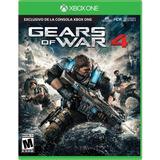 Juego Gears Of War 4 Xbox One Usado Original