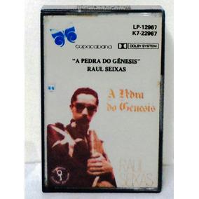 K-7 Raul Seixas, A Pedra Do Gênesis (1988). Fita Cassette