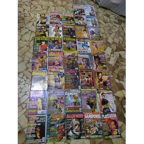 Revistas Games Lote 37 Revistas