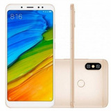 Celular Xiaomi Redmi Note 5 64gb/4gb Tela 5,9 Global + Capa