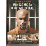 Dvd Vingança:o Último Desejo