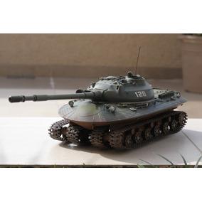 Modelo Escala 1:35 Tanque Guerra Object 279 Urss Construído