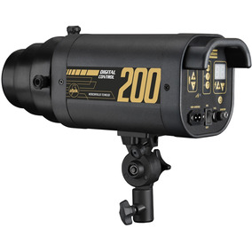 Flash Digital Control 200 Atek Bivolt Automático