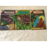 Revistas De Comics De Terror Y Misterio.