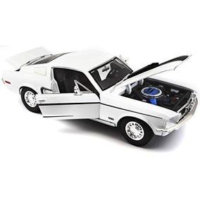 Mustang Cobra Jet 1968. Maisto 1/18. Nuevo!!!