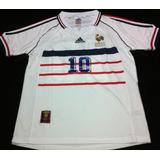 Camisa Franca Zidane - Camisa França Masculina no Mercado Livre Brasil 2b4e34655e801
