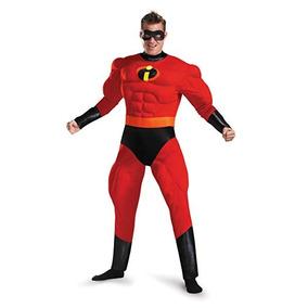 Disfraz Para Hombre Adulto Increible Talla S Marca Disguise