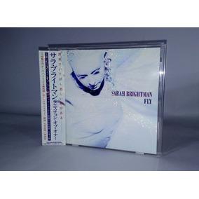 Sarah Brightman Fly Japanese Four Bonus Tracks. Emi. 2010.