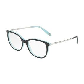 Óculos Armação Tiffany Co Tf 2063 Preto 8001 - Óculos no Mercado ... b057995bf5