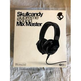 Headphone Skullcandy Mix Master Dj Mic3 Lacrado