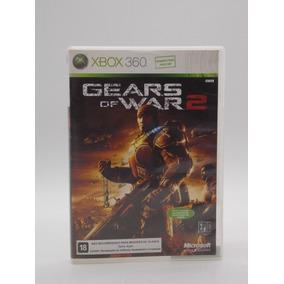 Gears Of War 2 Xbox 360 E Xbox One Original Mídia Física