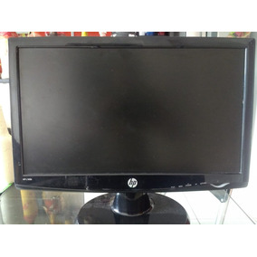 Monitor Hp 19 Polegadas Led W1943sv