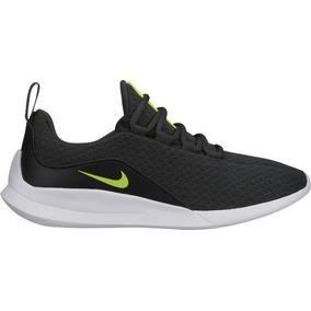 585e7de38e7 Tenis Nike Viale Gs Negro verde - Ah5554 008