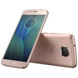 Celular Moto G5 S Plus 32gb Blush Gold + Nf - S/fone