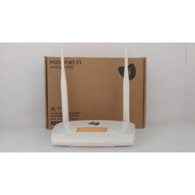 Modem Roteador 300 Mbps Wifi Oi Velox 2 Antenas 5 Db