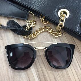 3ca9c84cfa722 Óculos Feminino Armação Grau Geek Quadrado Vintage Cinema · 4 cores. R  49