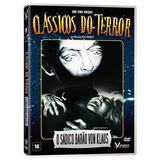 Coleção Clássicos Do Terror - Dvd Lote 6 Filmes Lacrado!!!