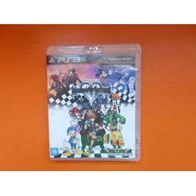 Jogo Kingdom Hearts Hd 1.5 Remix Para Ps3