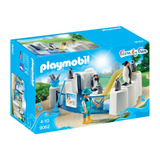 Playmobil Alberca Con Pinguinos Family Fun Nuevo
