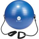 2e807ae91a Bola Pilates Treino Funcional C  Elástico Extensor 2fitness