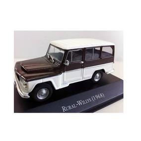 Coleção : Carros Inesquecíveis Do Brasil - Rural Willys 1968